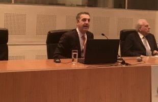 Ομιλία του Δρ. Γ. Βησσαράκη στο Συνέδριο Ελληνικού Συνδέσμου Τουρισμού Υγείας