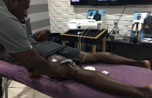 Human Tecar & Usain Bolt: H ταχύτερη θεραπεία στον κόσμο!